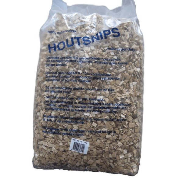 Houtsnips Beukensnippers 10mm (5 kg)