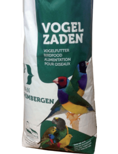 Himbergen 207 - Seed mix for large parakeets and lovebirds (25 kg)