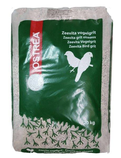 Ostrea Vogelgrit nr. 7 (20 kg)