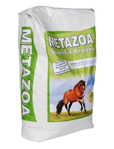Metazoa SuperFit Broxxx with Lucerne (20 kg)