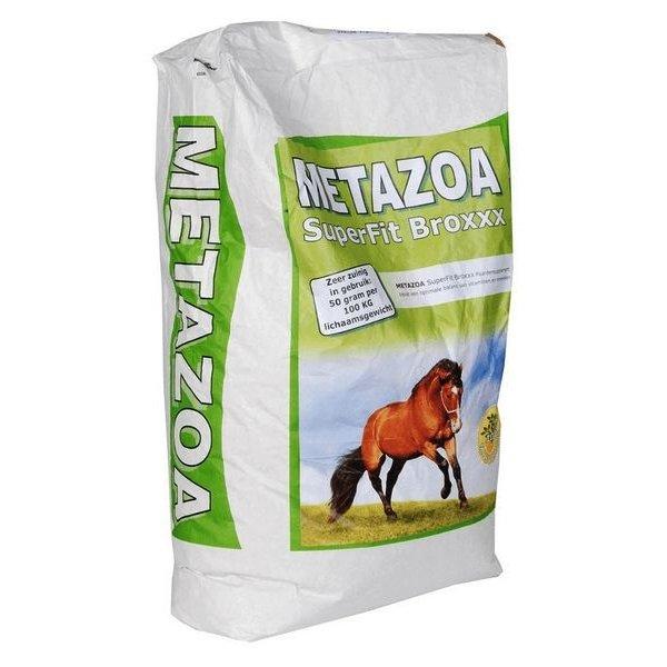 Metazoa SuperFit Broxxx with Common sainfoin (20 kg)