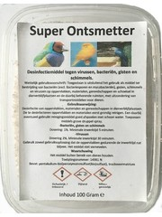 Super disinfector