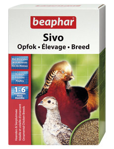 Beaphar Sivo Opfok (1 kg)