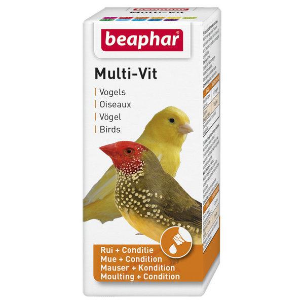 Beaphar Multi-Vit voor Vogels