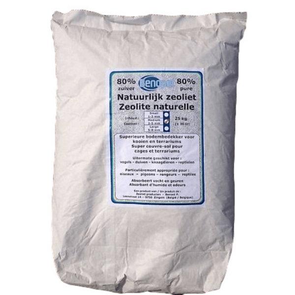 Benopet Zeoliet (2-5 mm)