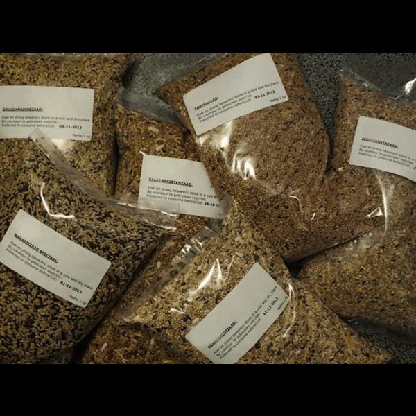Agapornidenzaad (2,5 kg)