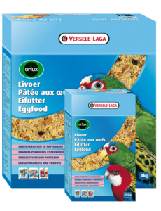 Orlux Eggfood large parakeets and parrots dry