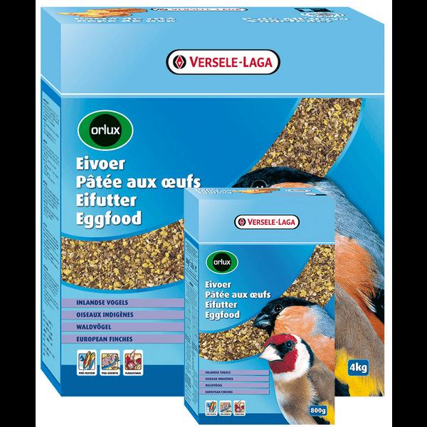 Orlux Eivoer voor Inlandse vogels