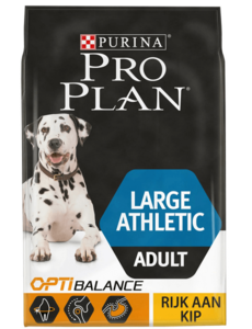 Pro Plan Dog Adult Large Breed Athletic Kip met Optibalance (14 kg)