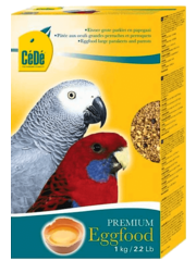 Cede Eggfood Large Parakeet and Parrot