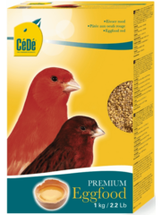Cede Eggfood canaries red