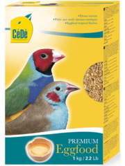 Cede Eggfood for Tropical Birds
