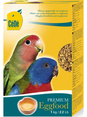 Cede Egg food for lovebirds and neophemas