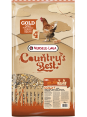 Versele-Laga Gold 4 Grain mixture with a 3 mm laying pellet