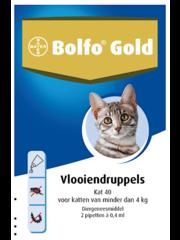 Bayer Bolfo Gold 40 (2 x 0,4ml)