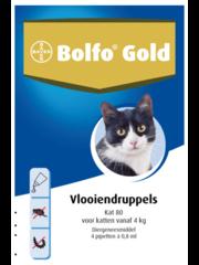 Bayer Bolfo Gold 80 (4 x 0,4ml)