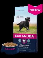 Eukanuba Adult large breed Kip (12 kg)