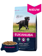 Eukanuba Adult large breed Kip (12 kg)