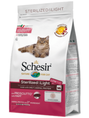 Schesir Sterilized & Light with Ham