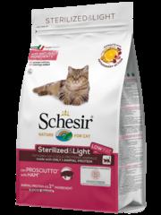 Schesir Sterilized & Light met Ham