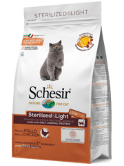 Schesir Sterilized & Light with Chicken