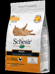 Schesir Maintenance with Chicken