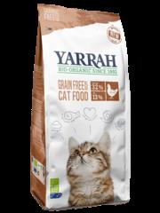 Yarrah Biologisch Grain-Free Kip/Vis