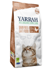 Yarrah Organic Grain-Free Chicken/Fish