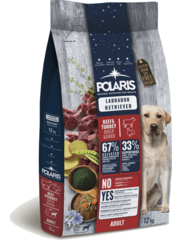 Polaris Grainfree Adult Beef & Turkey Labrador Retriever