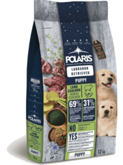 Polaris Grainfree Puppy Lamb & Salmon Labrador Retriever