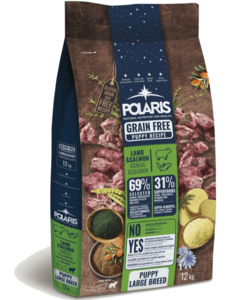 Polaris Grainfree Puppy large breed Lamb & Salmon