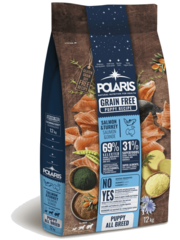 Polaris Grainfree Puppy All Breeds Salmon & Turkey