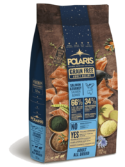Polaris Grainfree Adult All Breeds Salmon & Turkey