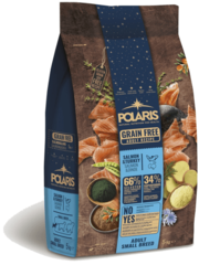 Polaris Grainfree Salmon & Turkey Adult Small Breeds