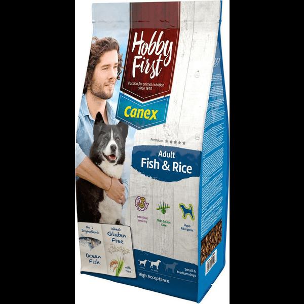 HobbyFirst Canex Adult Fish & Rice