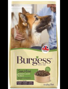 Burgess Sensitive Adult Lamb and Rice (12,5 kg)