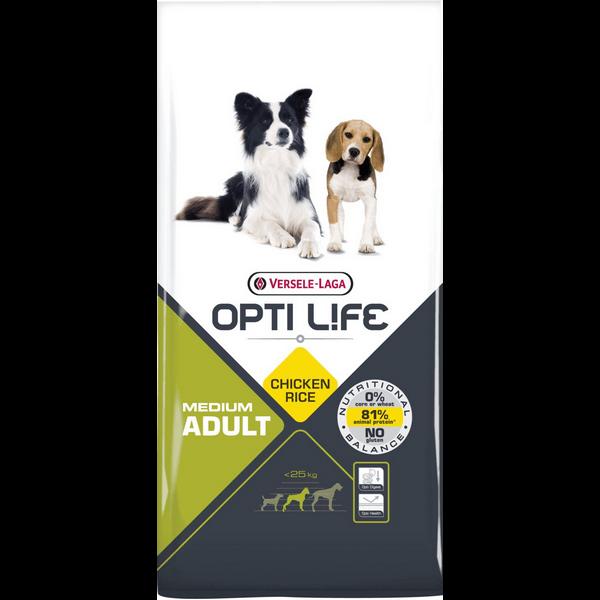 Opti Life Adult Medium (12.5 kg)