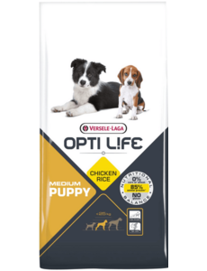 Opti Life Puppy Medium (12.5 kg)