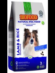 Biofood Lamb and Rice (12,5 kg)
