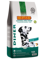 Biofood Diner (10 kg)