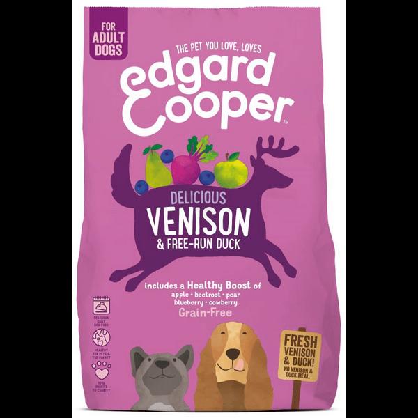 Edgard & Cooper Fresh Venison & Free run Duck