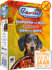 Renske Stew with Game (10 x 395g)