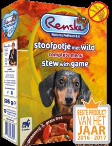 Renske Stew with Game (10 x 395g)