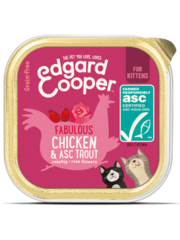 Edgard & Cooper Kitten Chicken and Trout