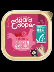 Edgard & Cooper Kitten Chicken and Trout