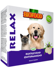 Biofood Biofood Relax - Rustgevend en Kalmerend