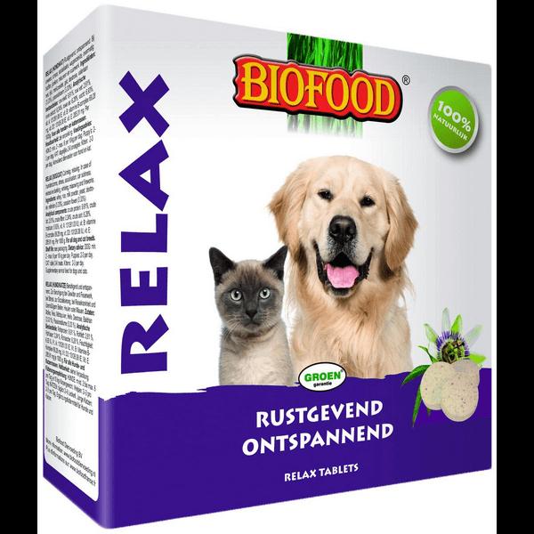 Biofood Relax - Rustgevend en Kalmerend