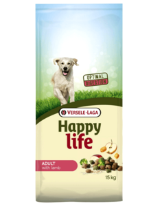 Versele-Laga Happy Life Adult Lam (15 kg)