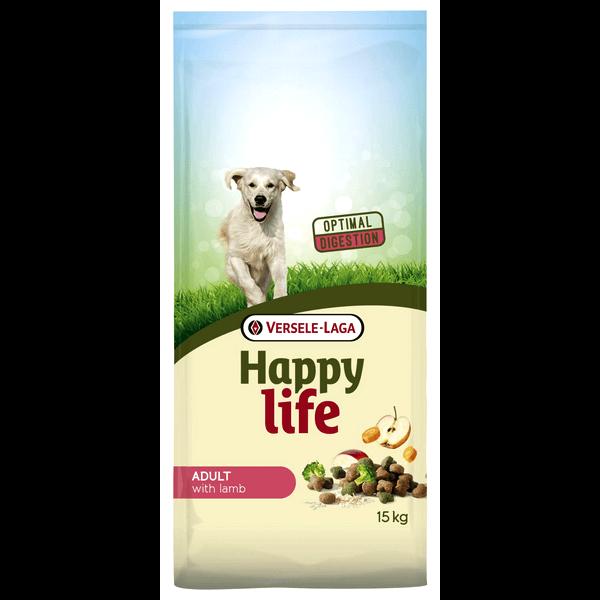 Versele-Laga Versele-Laga Happy Life Adult Lam (15 kg)