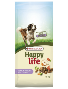 Versele-Laga Happy Life Senior Light Kip (15 kg)